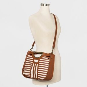 3bc11bcd8d Bags - NWT T-Shirt and Jeans Layla Crossbody Bag